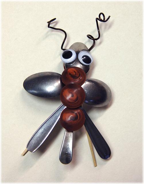 """""""Mon insecte"""" d'Hugo"""