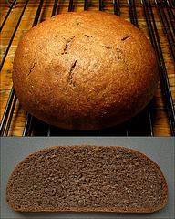 WGB Challenge #26: 100% Rye Hearth Bread