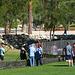Vietnam Memorial Moving Wall at DHS High School (2480)