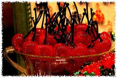 Murano Cherries