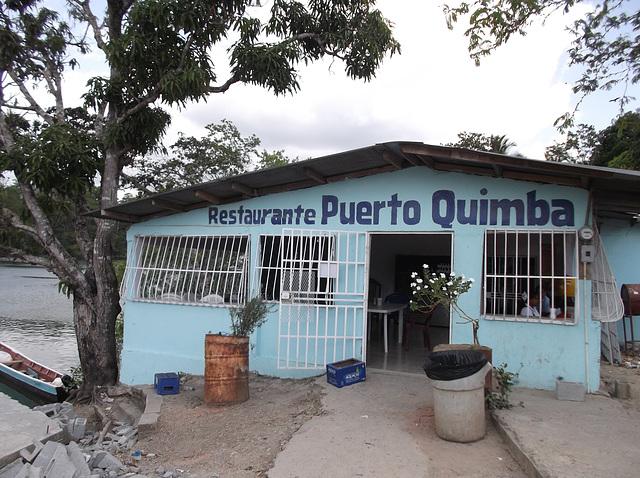 Restaurante Puerto Quimba.