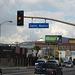 Great L.A. Walk (1138) Crossing Santa Monica Blvd