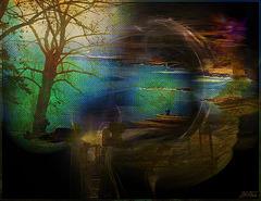 Ouvre ton corps aux vents de la nuit ................Ferme les yeux