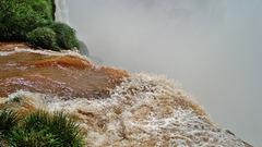 a força da água