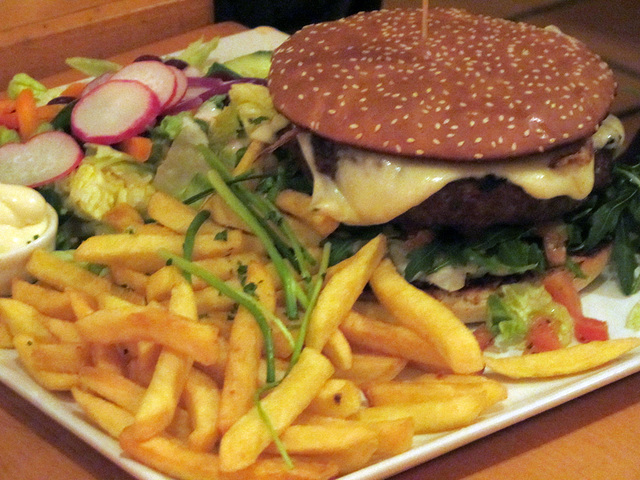 The Giant Burger