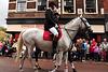 Leiden's Relief – Horse rider