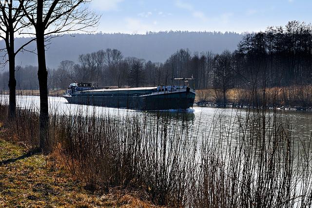 Kanalschifffahrt