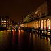 Hambourg.............les arcades.