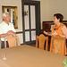 Edmo Lutterbach e Márcia Pessanha, na Fazenda Mont Vernon - 2007