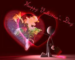 Happy st Valentin.... pour le ou la vôtre