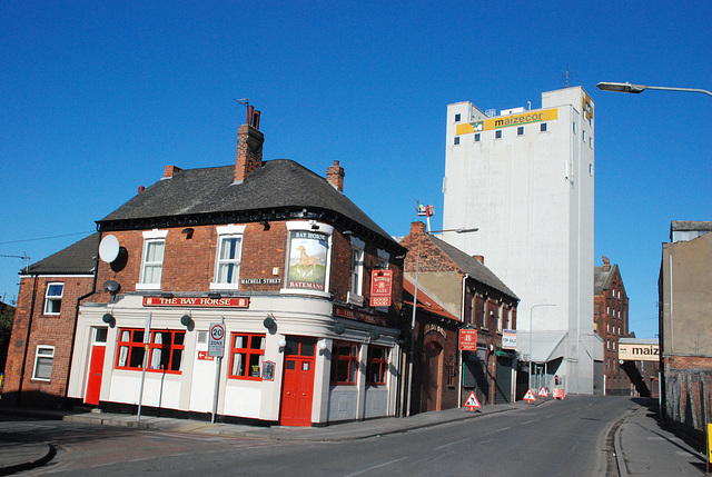 The Bay Horse, Wincolmlee