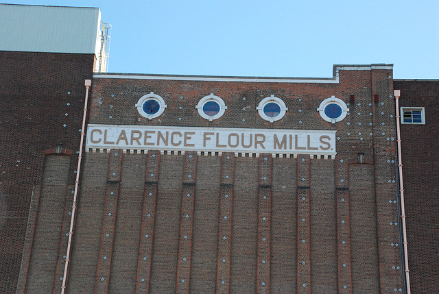 Clarence Mills