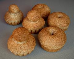 WGB Challenge #35: Whole Wheat Brioche