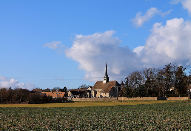 NEAUFLES SAINT MARTIN (Haute Normandie)