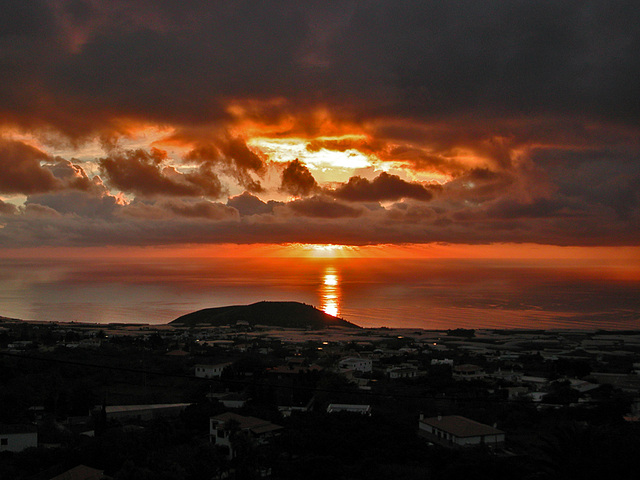 La Palma - Sunset