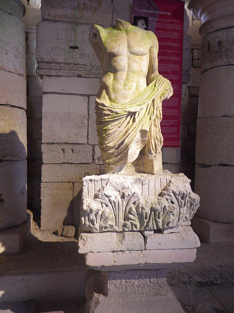 Buste d'empereur (Auguste ?).