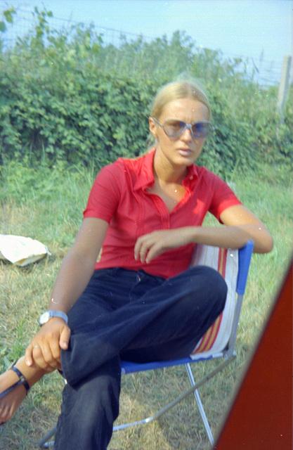 1969 Rimini BT tente B lunettes