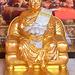 Buddha mit Sonnenbrille