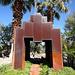 Elrod House - Sculpture by Pastorius (3198)