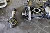 Bosch M diesel injection pump and primer pump
