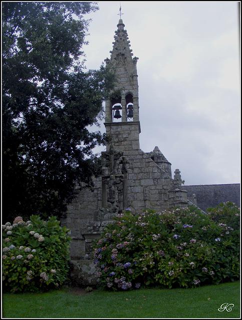 Moellan sur Mer ...l'église