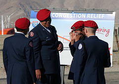 AFROTC at I-10 Overpasses Ribbon Cutting (3307)