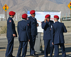 AFROTC at I-10 Overpasses Ribbon Cutting (3308)