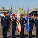AFROTC Color Guard at I-10 Overpasses Ribbon Cutting (3358)