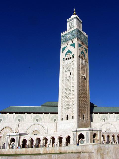 IMG 3623 Hassan II Moschee