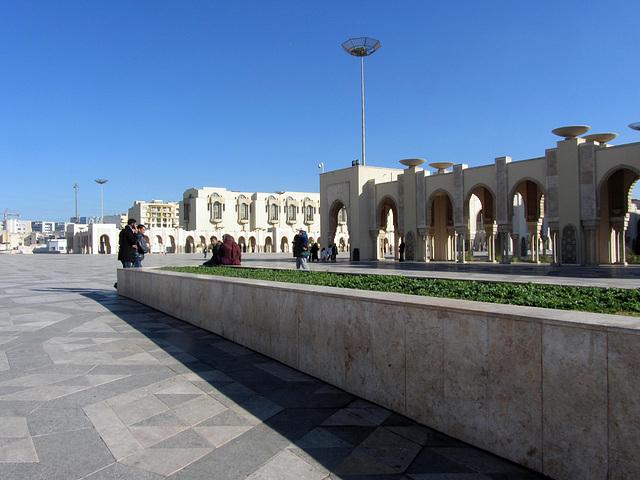 IMG 3626 Hassan II Moschee