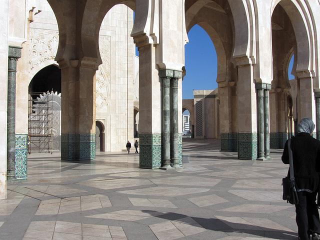 IMG 3631 Hassan II Moschee