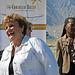 Mayor Parks & Mayor Pro Tem Pye at I-10 Overpasses Ribbon Cutting (3448)