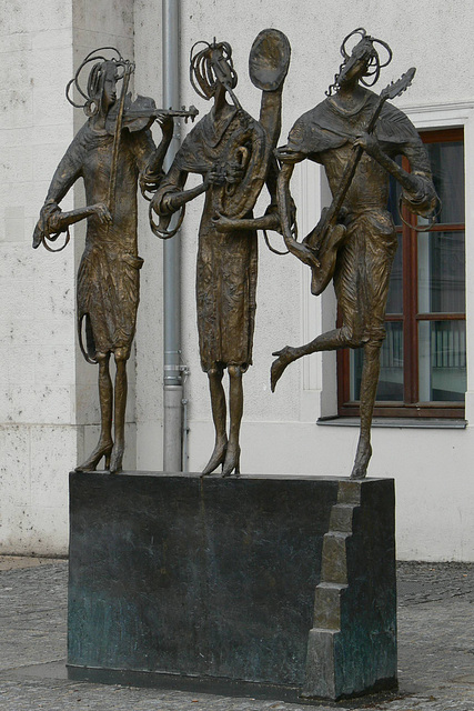 Regensburg - Am Stadttheater