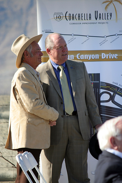 Supervisor Benoit at I-10 Overpasses Ribbon Cutting (3338)