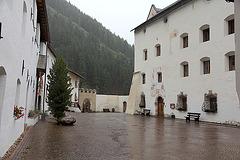 Innenhof - Kloster Marienberg - Burgeis