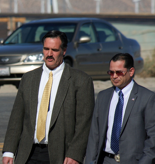 Councilmember Betts & Assemblymember Pérez at I-10 Overpasses Ribbon Cutting (3349)