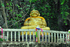 Budai is placed to welcome visitors