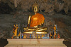 Lord Buddha in bhumisparsha-mudra posture