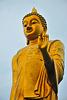 Modern Buddha image in Loei province