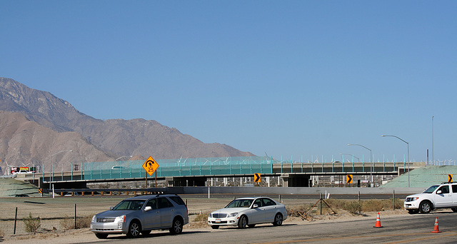 Overpass at Indian Canyon and I-10 (3422)