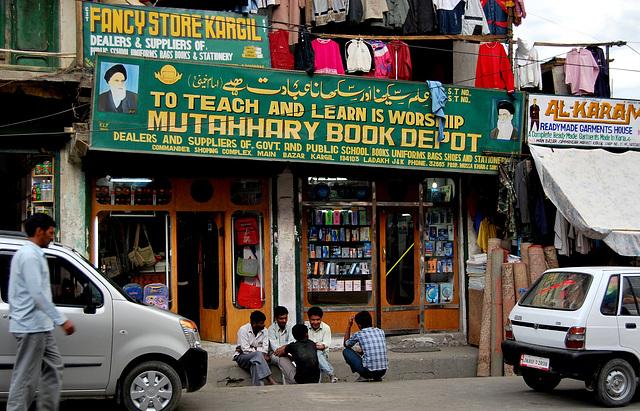 Kargil. Kashmir, India.