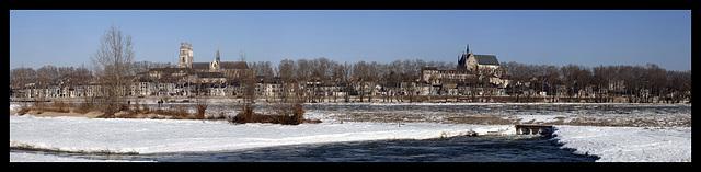 Orléans rive droite
