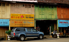 Traditional shops