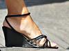 wedge heels (F)