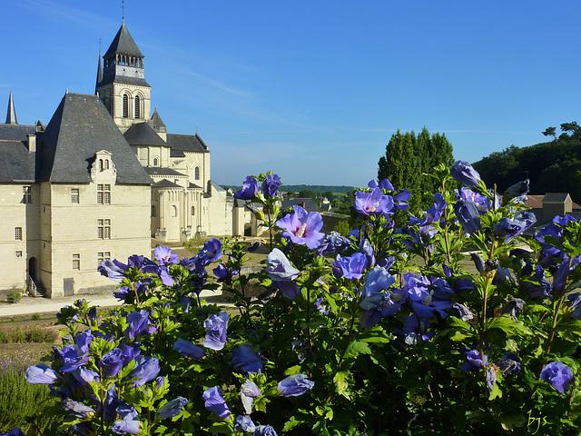 Abbaye de Fontevraud... suite et fin.