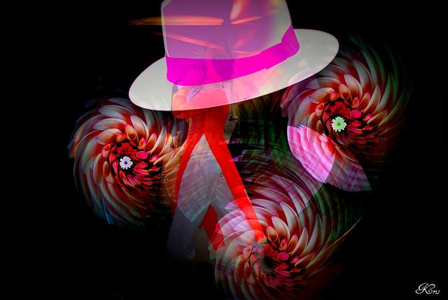Est-ce l'un, ..............est-ce l'autre? Vraiment, ..........je ne sais pas Mais, .............pour tant de beauté,................ Merci, et chapeau bas.