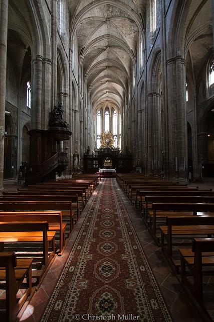 Basilique Sainte-Marie-Madeleine de Saint-Maximin-la-Sainte-Baume 1