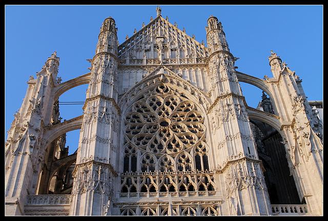 la cathédrale de Beauvais- Picardie