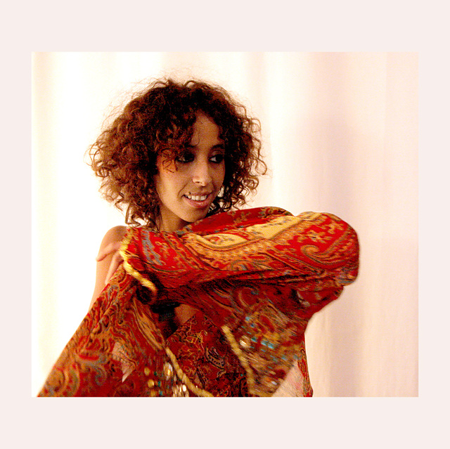 flamboyance : la robe du désert