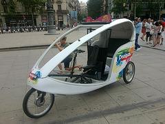 Ciclo-taxi
